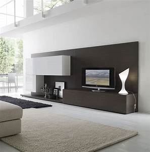 Contemporary Living Room Interior Design And Furnishings ...