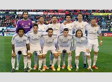 Real Madrid 11 times champions 1956, 1957, 1958, 1959