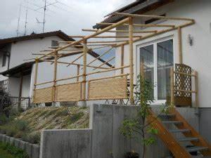 bambusuberdachung bambus discount With terrassenüberdachung bambus