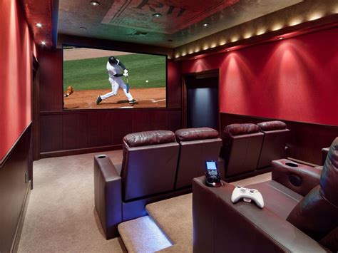 home theatre interior home theater design ideas pictures tips options hgtv