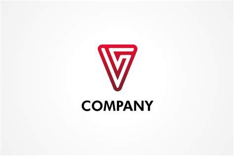 Red V Logo