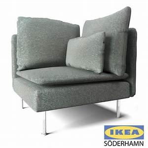 Ikea Big Sofa : 3d model ikea corner sofa cgtrader ~ Markanthonyermac.com Haus und Dekorationen