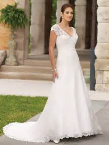 simple lace wedding dress simple lace v neckline wedding dress with sleeves sang maestro