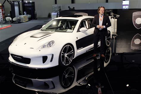 Gemballa Presents The Mistrale And Tornado In Dubai