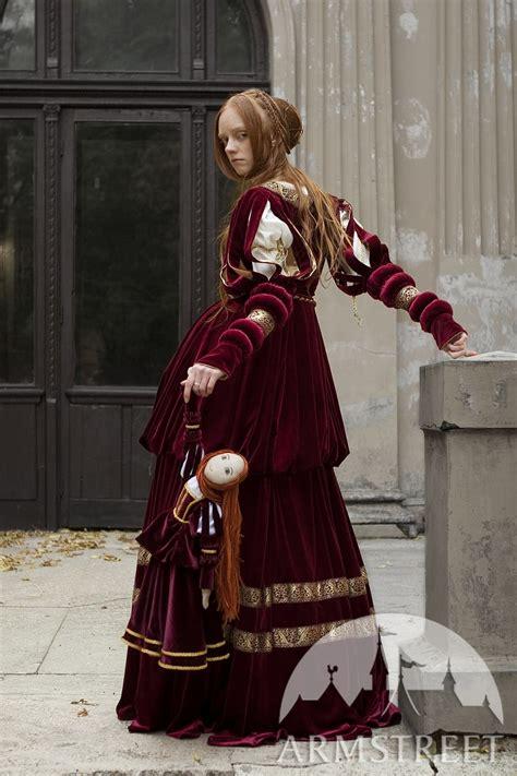 renaissance kleid herzoginne kaufen vorhanden