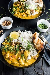 Creamy Coconut Vegetarian Korma | The Endless Meal