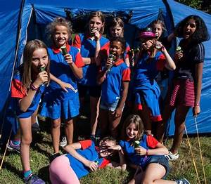Southfields Guides At Wellies And Wristbands