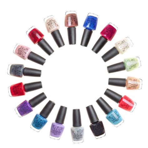 nail color news ace hardware opi launched the opi color