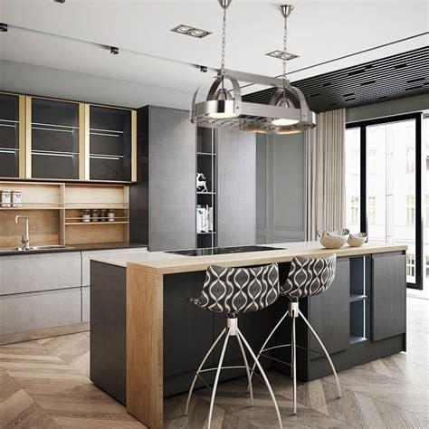 luxury modern oval  light kitchen island light brushed