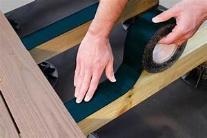 Lambourde Pour Terrasse Bois : metroemofr bande bitumineuse pour lambourde ~ Premium-room.com Idées de Décoration