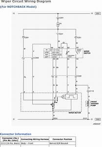 Wiring Diagram For Winshield Wiper Motor Suzuki Forenza