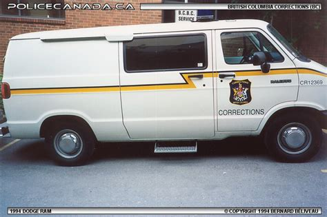 POLICE CANADA - BRITISH COLUMBIA