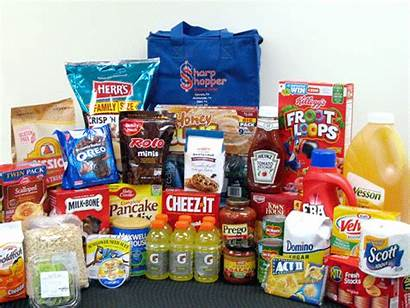 Grocery Shopper Daily Outlet Deli Groceries Example