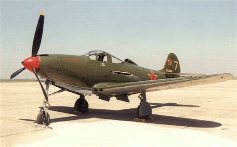 P-39 Airacobra, Bell
