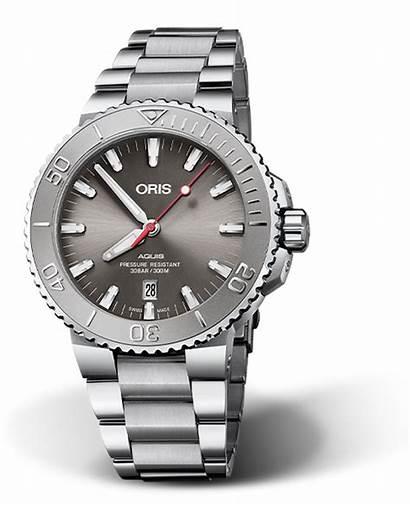 Oris Aquis Relief 05peb Watches