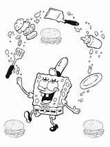 Coloring Spongebob Pages Sponge Colouring Worksheets Printable Bob Print Childrens Square Pants sketch template