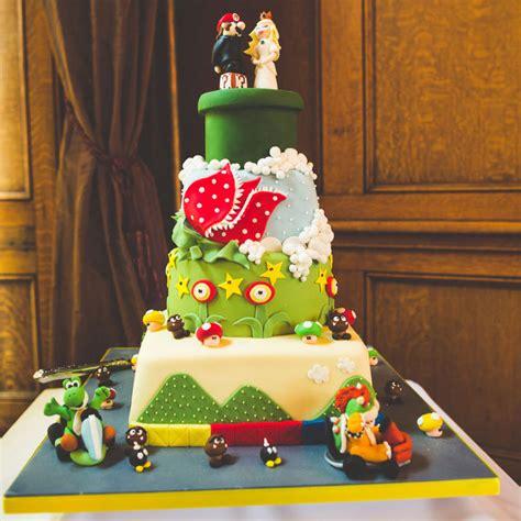 Video Game Themed Weddings Bridalguide