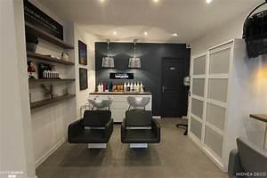 salon de coiffure harmonie coiffure poligny 39 inovea With salon de jardin pour enfants 7 renovation cuisine contemporaine et douce dans maison