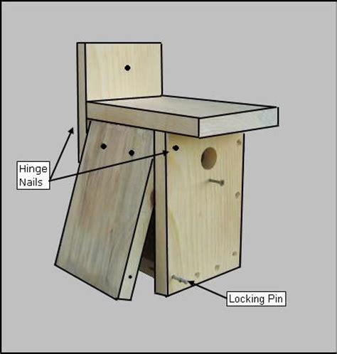 bird house plans ideas  pinterest diy