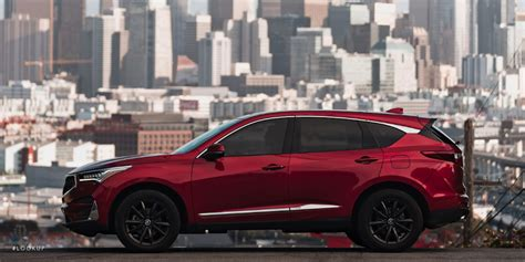 Acura Rdx Mileage by 2019 Acura Rdx Mpg Ratings Gas Mileage Specs Acura Of