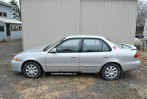 Toyota Corolla 2002 : 2002 toyota corolla ~ Medecine-chirurgie-esthetiques.com Avis de Voitures