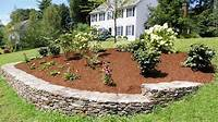 pictures of landscaping ideas Landscaping Ideas for a Front Yard: A Berm for Curb Appeal - YouTube