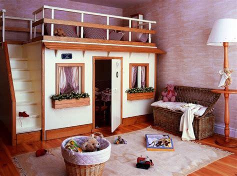 comment faire une chambre high me you de madrid decoracion lit cabane bois déco