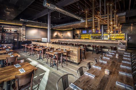 industrial cafe interior design eureka berkeley clay aurell archinect Modern