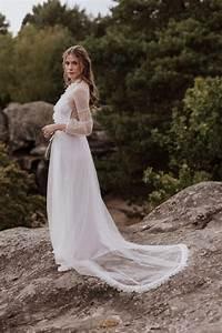 La Mariée Aux Pieds Nus : elodie courtat robes de mari e collection 2019 la ~ Melissatoandfro.com Idées de Décoration