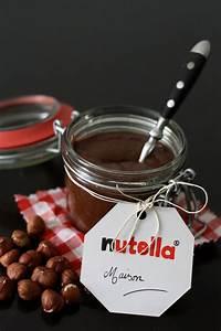 Nutella Maison Recette : recette nutella maison cooking chef un site culinaire ~ Nature-et-papiers.com Idées de Décoration