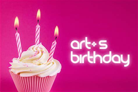arts birthday jan