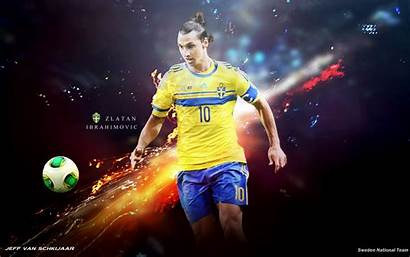 Ibrahimovic Zlatan Wallpapers Sweden Resolution Cool 4k