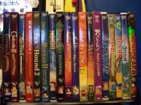 Disney Pixar VHS Movies Collection
