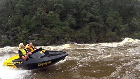Jet Boat Rapids by Grose River Jet Boat Rapids 2017