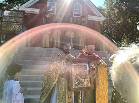 visit  holy dormition orthodox church cumberland rhode