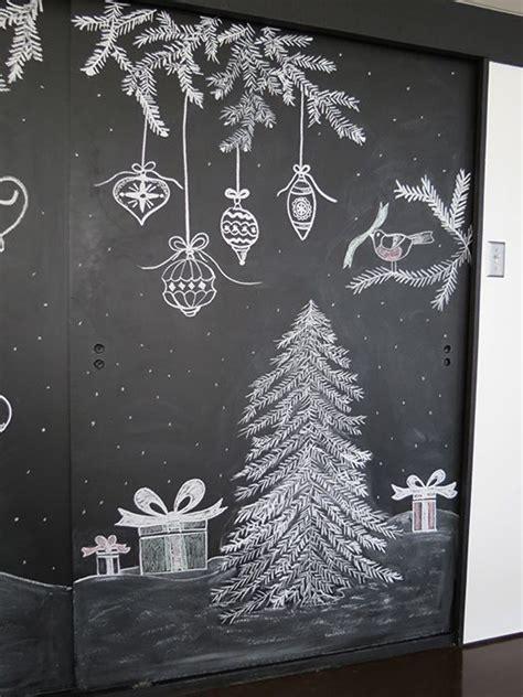 Fensterdeko Weihnachten Kreide by Bildergebnis F 252 R Winterfenster Kreide Weihnachten