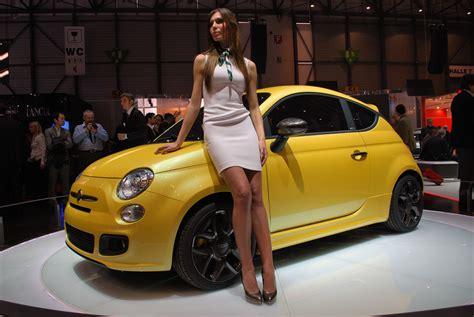 Fiat 500 Zagato by Geneva Motor Show 2011 Live Fiat 500 Coupe Zagato
