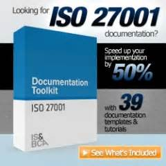 iso 27001 documentation toolkit at discounted price for With iso 27001 documentation toolkit