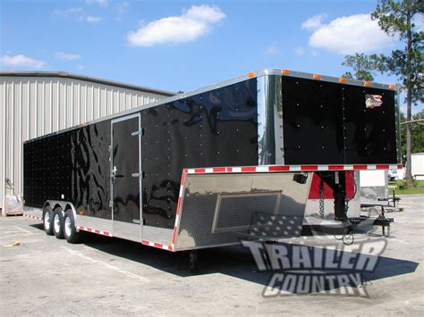 Trailer Country » Gooseneck Trailers