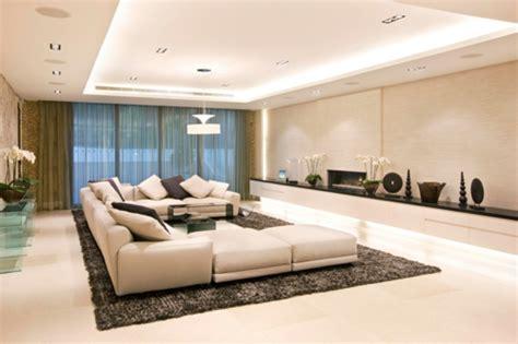 villa wohnzimmer modern 33 einrichtungsideen für tolle deckengestaltung im wohnzimmer