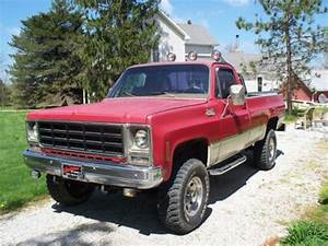 Buy Used 1979 Gmc Sierra Grande In Centerpoint  Indiana  United States  For Us  8 000 00