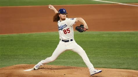 Dodgers' Dustin May Pulled After One Inning In Game 7 ...