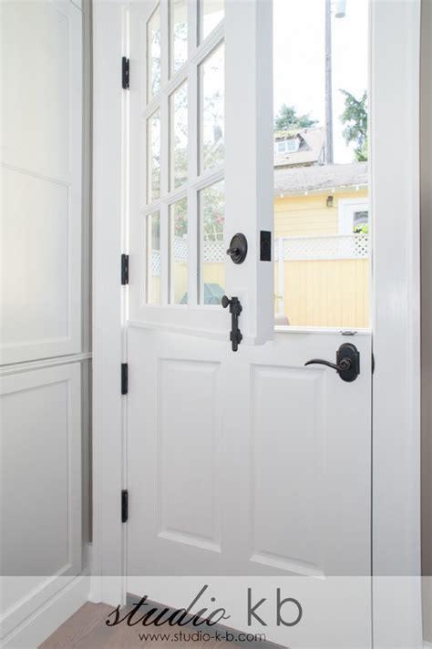 dutch door  screen