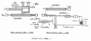 Dixon Ztr 4422  1994  Parts Diagram For Wiring Assembly