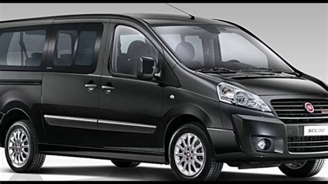 Fiat Scudo Commercial Vans & Pickups Upgrades 2018 Youtube
