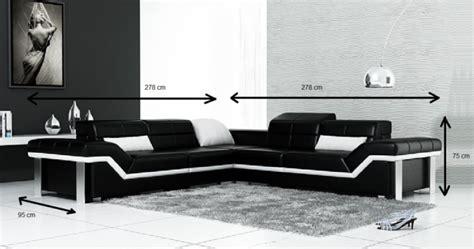 canap en l photos canapé en l design
