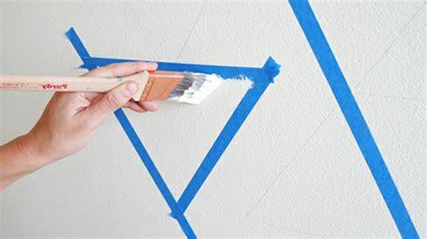 Gestalten Formen Farben Materialien by Geometrische Formen Tolle Wandgestaltung Mit Farbe
