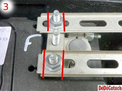 batterie scenic 3 changer la batterie de d 233 marrage sur renault sc 233 nic iii tuto