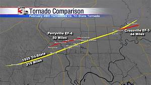 Comparing February 28th Tornadoes to Tri-State Tornado ...