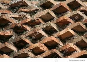 Texture, Angled, Brick, Wall